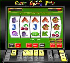 эмулятор игрового автомата crazy fruit